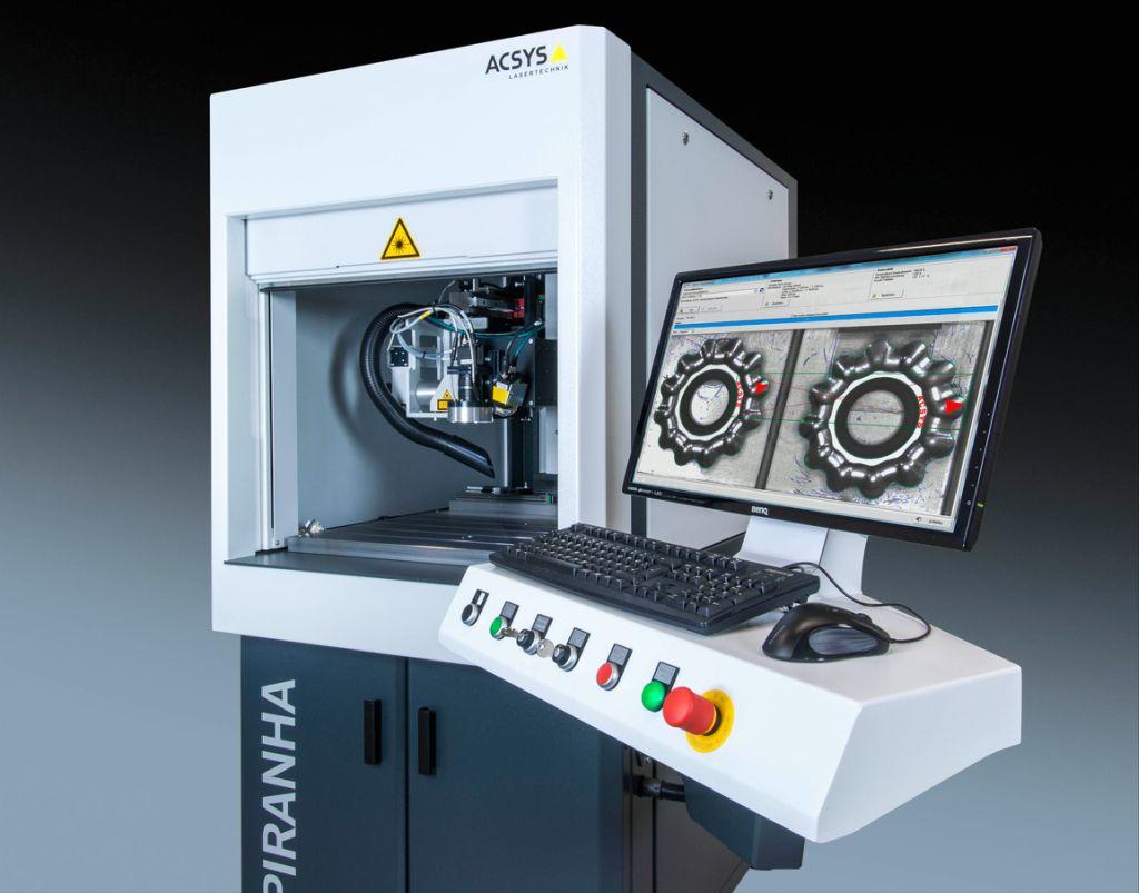 Flexible Lasersystemlösungen