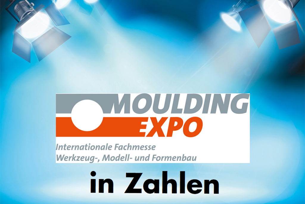 Moulding Expo in Zahlen